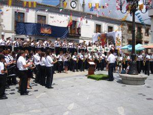 Concierto de la Agrupación Musical de Navalperal de Pinares @ Plaza Mayor - Navalperal de Pinares
