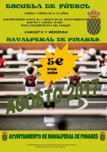 Escuela Deportiva @ Parque Municipal - Navalperal de Pinares