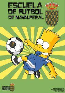 Torneo de Futbol 7 @ Parque Municipal - Navalperal de Pinares