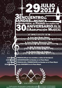 III Encuentro de Bandas de Navalperal de Pinares @ Plaza Mayor - Navalperal de Pinares