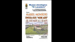 """Exposición de Pintura al Óleo """"Music Arte"""" @ Museo Etnológico """"El Lavadero"""""""