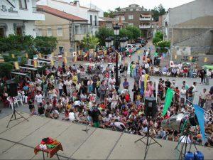 Encierro Infantil @ Plaza Mayor - Navalperal de Pinares