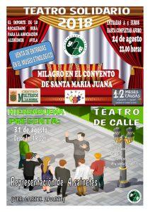 Teatro Solidario @ Edificio Multiusos - Navalperal de Pinares