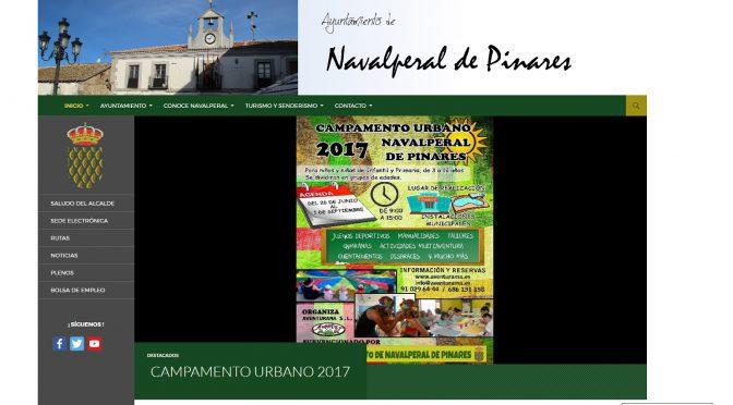 Nueva Página Web Municipal