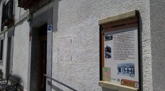 Nuevos Carteles en Fuentes, Monumentos y Edificios Públicos