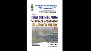 """Exposición """"Mi Primera Comunión"""" @ Museo Etnológico """"El Lavadero"""""""