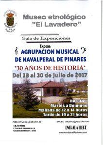 """Exposición 30 Años de Historia @ Museo Etnológico """"El Lavadero"""""""
