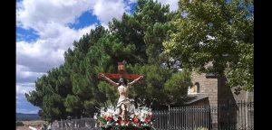 Misa del Cristo y Procesión @ Navalperal de Pinares