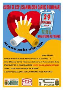 """Curso de Reanimación CardioPulmonar @ Edificio Multiusos """"La Bomba"""""""