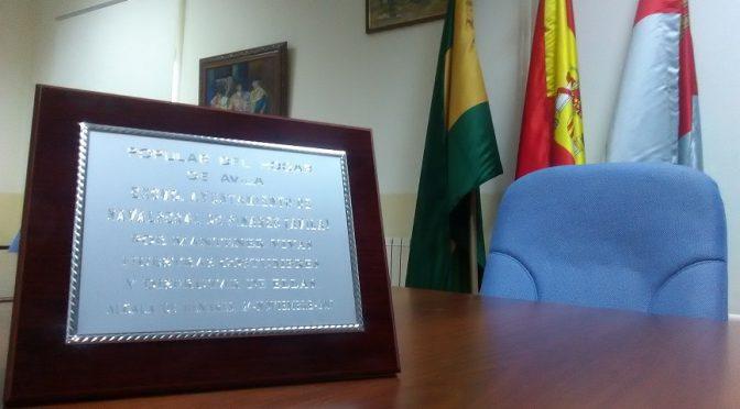 Homenaje y reconocimiento del Hogar de Ávila de Alcalá de Henares a Navalperal de Pinares