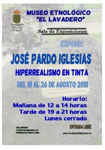 """Exposición """"Hiperrealismo en Tinta"""" de José Pardo Iglesias @ Museo Etnológico"""