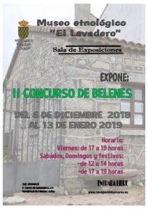 """Exposición """"II Concurso de Belenes"""" @ Museo Etnológico"""
