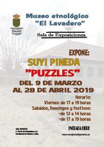 """Exposición """"Puzzles"""" de Suyi Pineda @ Museo Etnológico"""