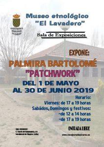 "Exposición ""Patchwork"" de Palmira Bartolomé @ Museo Etnológico"