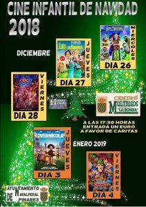 Cine Infantil de Navidad @ Edificio Multiusos - Navalperal de Pinares