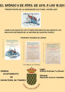 Presentación de la Asociación Cultural Valbellido @ Edificio Multiusos - Navalperal de Pinares