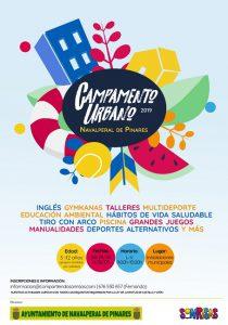 Campamento Urbano 2019 @ Navalperal de Pinares