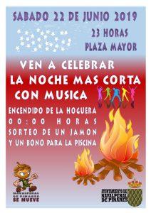Noche de San Juan en la Plaza Mayor @ Plaza Mayor - Navalperal de Pinares