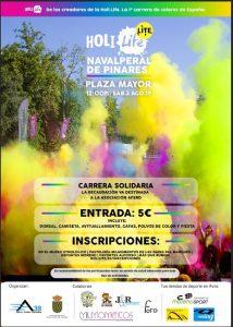 Carrera de Colores Solidaria 2019 @ Plaza Mayor - Navalperal de Pinares