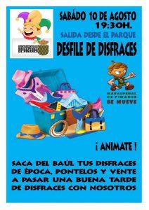 Desfile de Disfraces @ Navalperal de Pinares