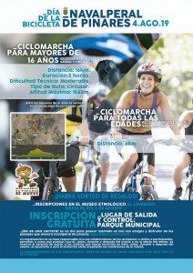 Día de la Bicicleta 2019 @ Parque Municipal - Navalperal de Pinares