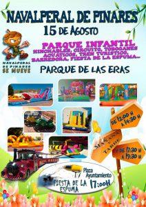 Dia del Niño 2019 @ Parque Municipal - Navalperal de Pinares