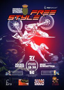 Motocross FreeStyle Navalperal de Pinares 2019 @ Plaza de Toros - Navalperal de Pinares