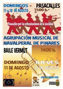 Pasacalles y Baile Vermut @ Plaza Mayor