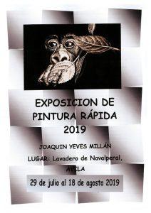 Exposición de Pintura Rápida de Joaquín Yeves @ Museo Etnológico