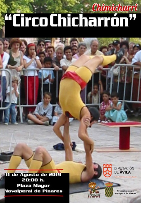 Circo Chicharrón @ Plaza Mayor - Navalperal de Pinares