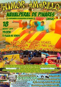 Humor Amarillo @ Plaza de Toros de Navalperal de Pinares