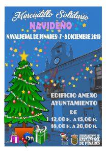 Mercadillo Solidario Navideño @ Edificio Anexo Ayuntamiento