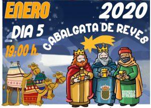 Cabalgata de Reyes Magos @ Navalperal de Pinares