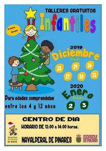 Talleres Infantiles @ Centro de Día