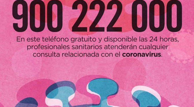 Informacion Sobre el Covid-19 y el Coronavirus SARS-CoV-2