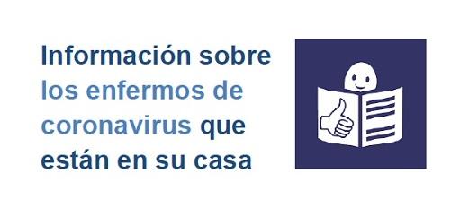 Recomendaciones de la Junta de Castilla y Leon para enfermos de coronavirus – COVID-19