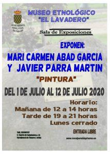 """Exposición """"Pintura"""" de Mari Carmen Abad y Javier Parra @ Museo Etnológico"""