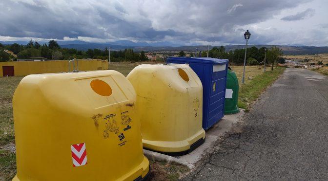 Nuevos Contenedores de Residuos