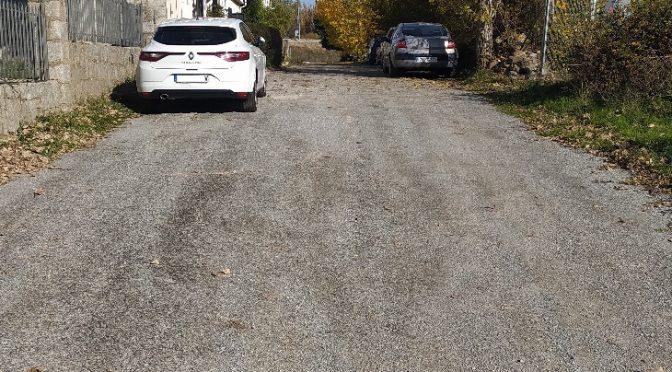 Reparación de Diversos Caminos en el Municipio