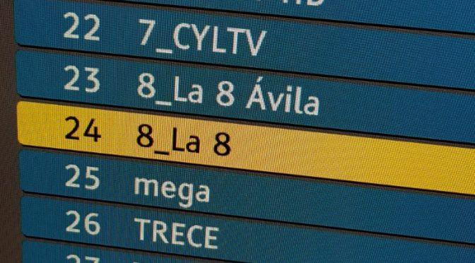 Comenzadas las obras de Ampliación de los Canales de TV disponibles