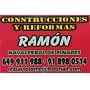 Construcciones y Reformas Ramón